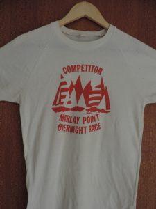 MPONR COMPETITOR SHIRT 1979